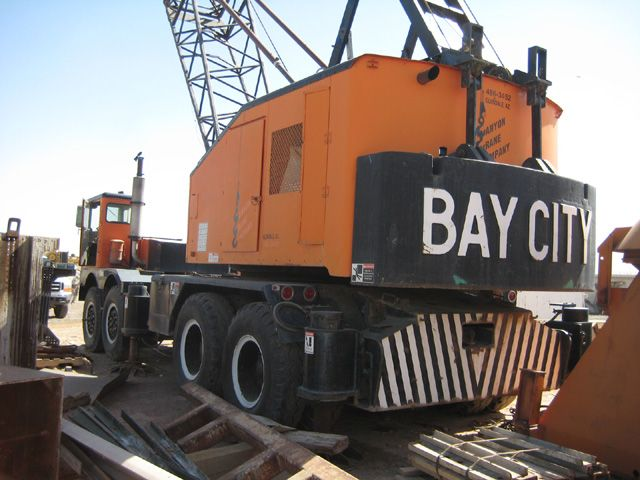 Torque Converter Prices >> Bay City Truck Crane - Cranes - JARP Equipment