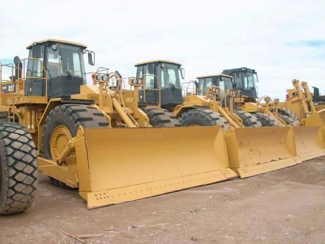 2008 Cat 834h Dozers Jarp Equipment