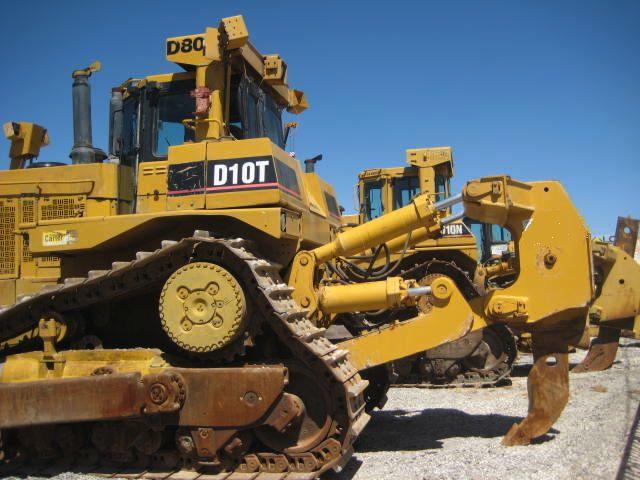 2004 CAT D10T - Dozers - JARP Equipment