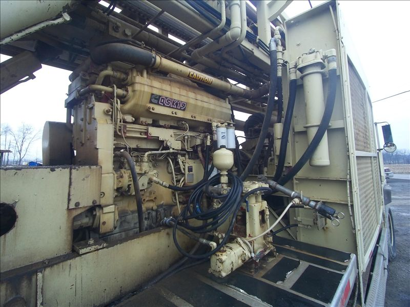 1999 Ingersoll Rand T4w Dh Drilling Jarp Equipment